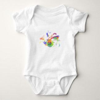 Dragón 1 body para bebé