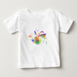 Dragón 1 camiseta de bebé
