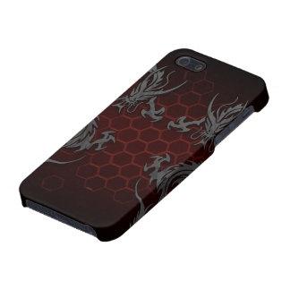 Dragón carcasa iphone 5 iPhone 5 protector