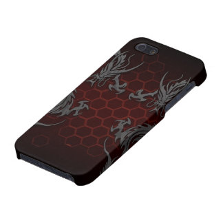 Dragón carcasa iphone 5 iPhone 5 cárcasas