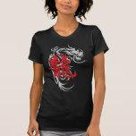 Dragón chino del zodiaco camiseta