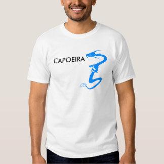 Dragón de Capoeira Camisetas