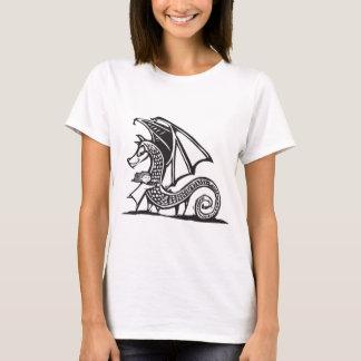 Dragón de Huggy Camiseta