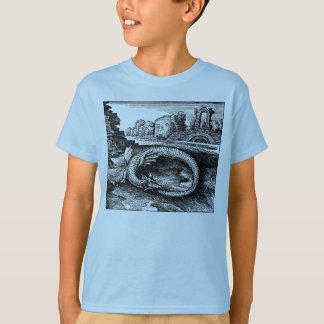 Dragón de Ouroboros - camiseta