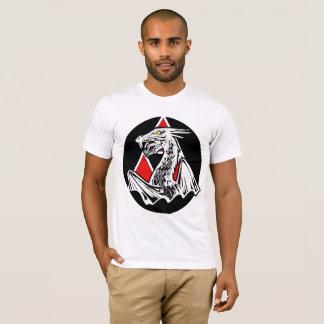 Dragón del poder camiseta