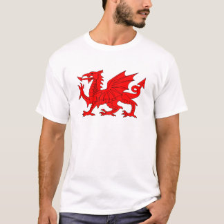Dragón Galés Camiseta