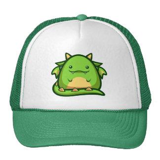 ¡Dragón HatChubby de los cachos poco dragón ¡Lind Gorro De Camionero
