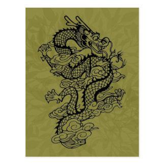 dragón postal