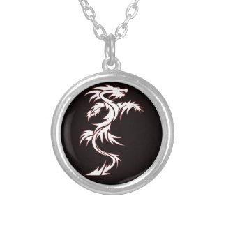 Dragón que brilla intensamente grimpola personalizada
