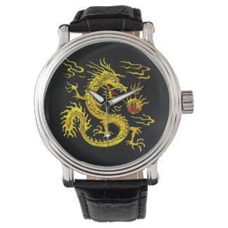 Dragón Reloj De Mano