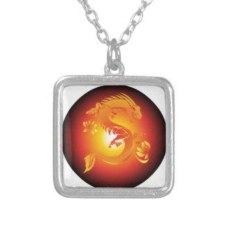 Dragón rojo joyeria personalizada