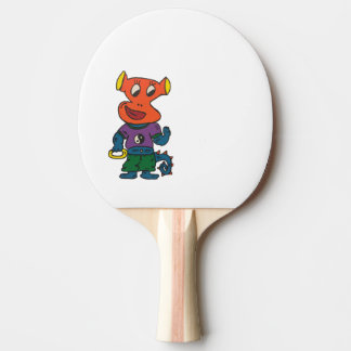 DragonAngle Pala De Ping Pong