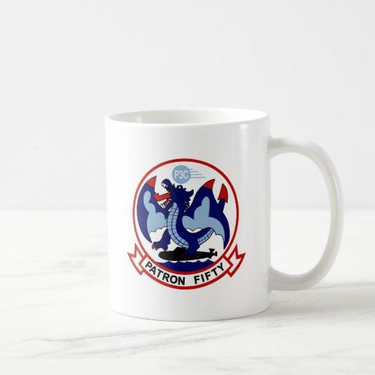 Dragones del azul VP-50 Taza De Café