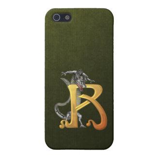 Dragonlore R inicial iPhone 5 Funda