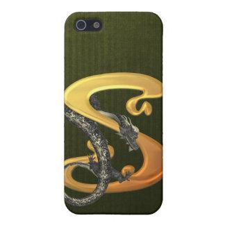 Dragonlore S inicial iPhone 5 Carcasa