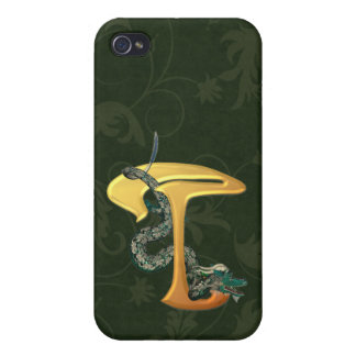 Dragonlore T inicial iPhone 4 Protector