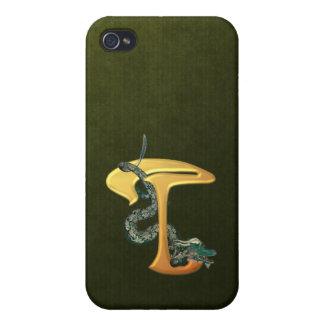 Dragonlore T inicial iPhone 4/4S Carcasa