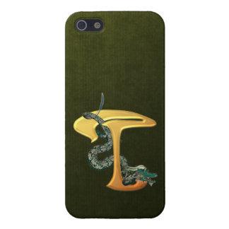 Dragonlore T inicial iPhone 5 Funda