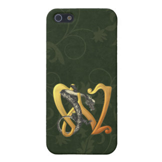 Dragonlore W inicial iPhone 5 Protector