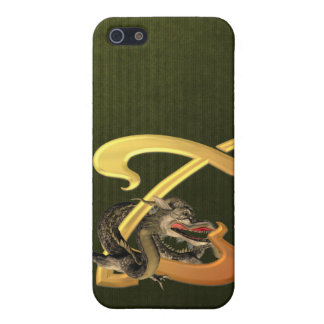 Dragonlore Z inicial iPhone 5 Protectores