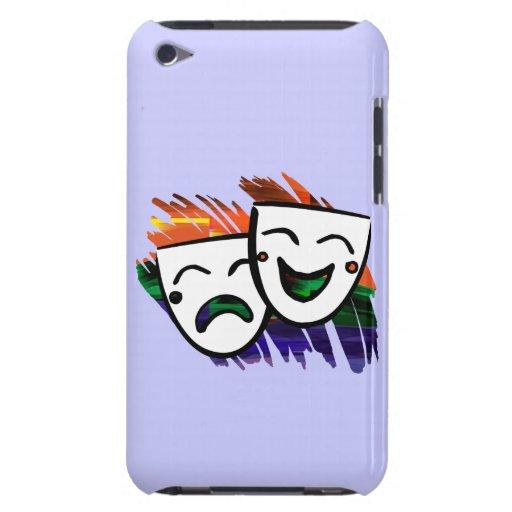 Drama: Chapoteo del color Case-Mate iPod Touch Coberturas