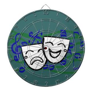 Drama: el Musical Tablero De Dardos