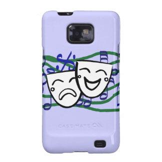 Drama el Musical Samsung Galaxy S2 Carcasa