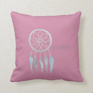 Dreamcatcher adolescente cojín decorativo