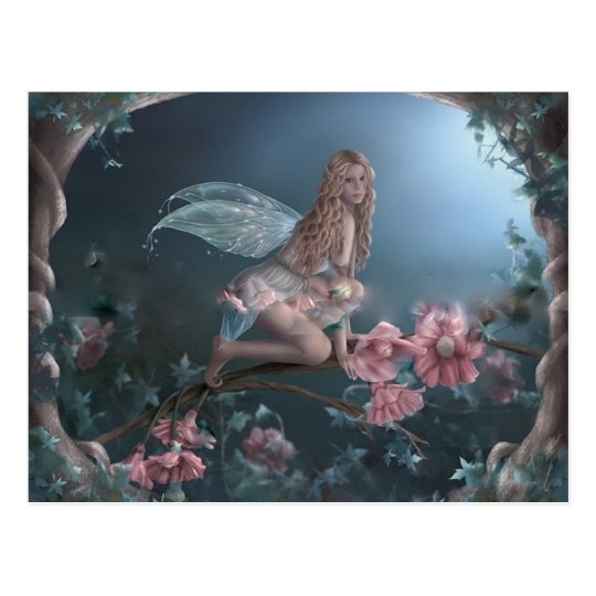 Dreamy Fairy Postal