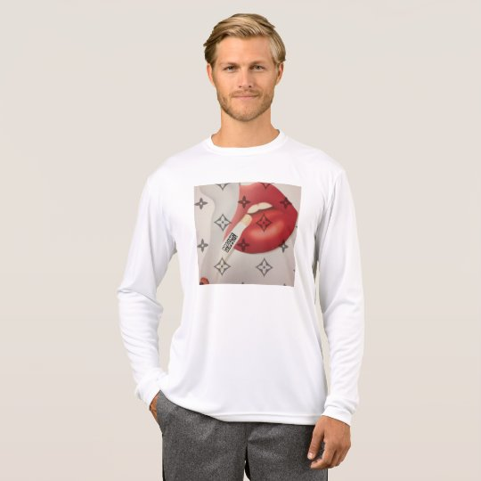 DreamySupply. Labios que fuman Camiseta