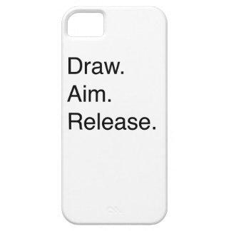 Drenaje. Objetivo. Lanzamiento Funda Para iPhone SE/5/5s