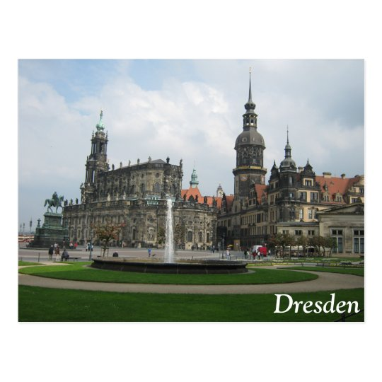 Dresden, Alemania Postal