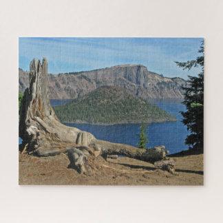 Driftwood en el rompecabezas del diseño de Oregon