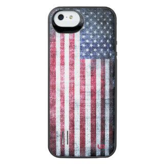 Dril de algodón de los E.E.U.U. Funda Power Gallery™ Para iPhone 5 De Uncommon