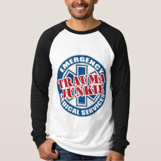 Drogadicto del trauma del ccsme camisas