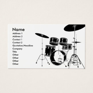 drum_edge tarjeta de negocios