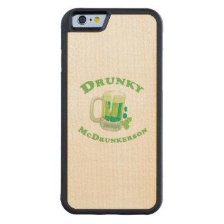 Drunky McDrunkerson Funda De iPhone 6 Bumper Arce