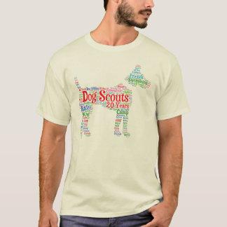 DSA 20 años Camiseta