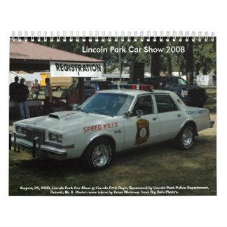 DSC_0006, agosto, 24, 2008, Lincol… - Modificado Calendario De Pared