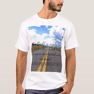 DSC_0098, el mundo está listo para el CAMBIO… Camiseta