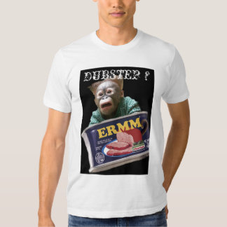 ¿Dubstep? Camisetas