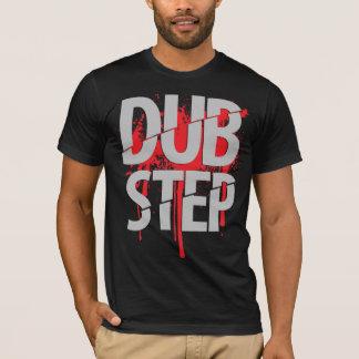 Dubstep (cortado) camiseta