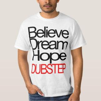 Dubstep cree la camiseta (EN VENTA)
