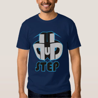DUBSTEP PERSECTIVE CAMISETAS