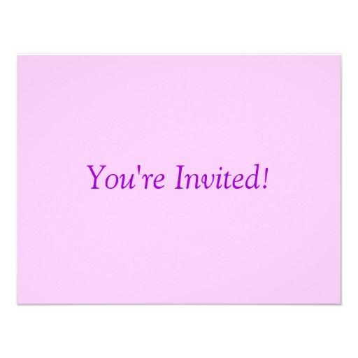 Ducha nupcial casual invitación personalizada