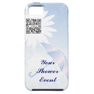 ducha nupcial de la plantilla del caso del iPhone  iPhone 5 Cobertura