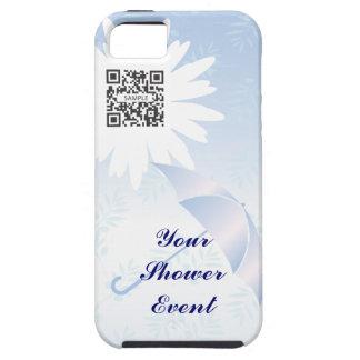 ducha nupcial de la plantilla del caso del iPhone iPhone 5 Case-Mate Protectores