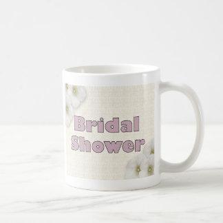Ducha nupcial taza