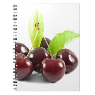 dulce-cerezas cuaderno