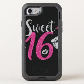 dulce-dieciséis funda OtterBox defender para iPhone 7